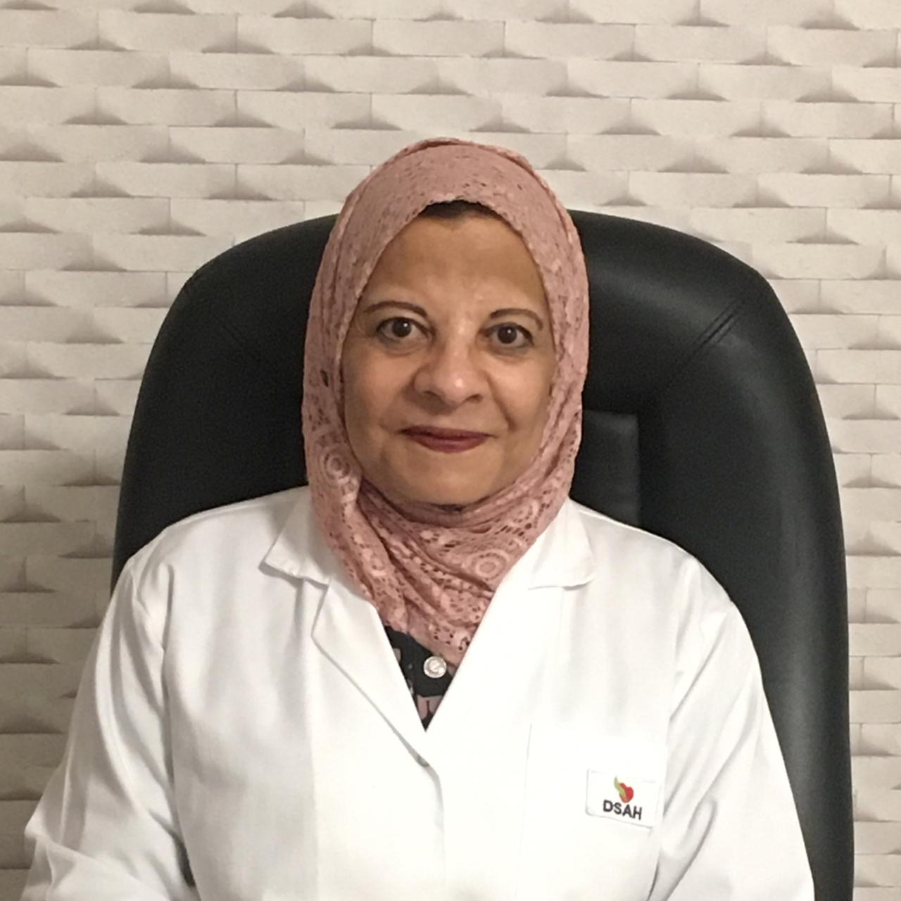 Dr Narges Zaher